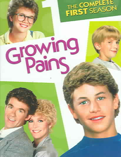 GROWING PAINS:FIRST SEASON BY GROWING PAINS (DVD)
