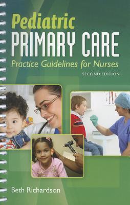 Pediatric Primary Care By Richardson, Beth E.